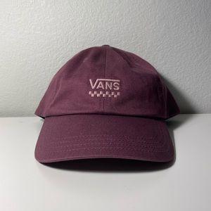 Vans Feminine Baseball Cap Hat